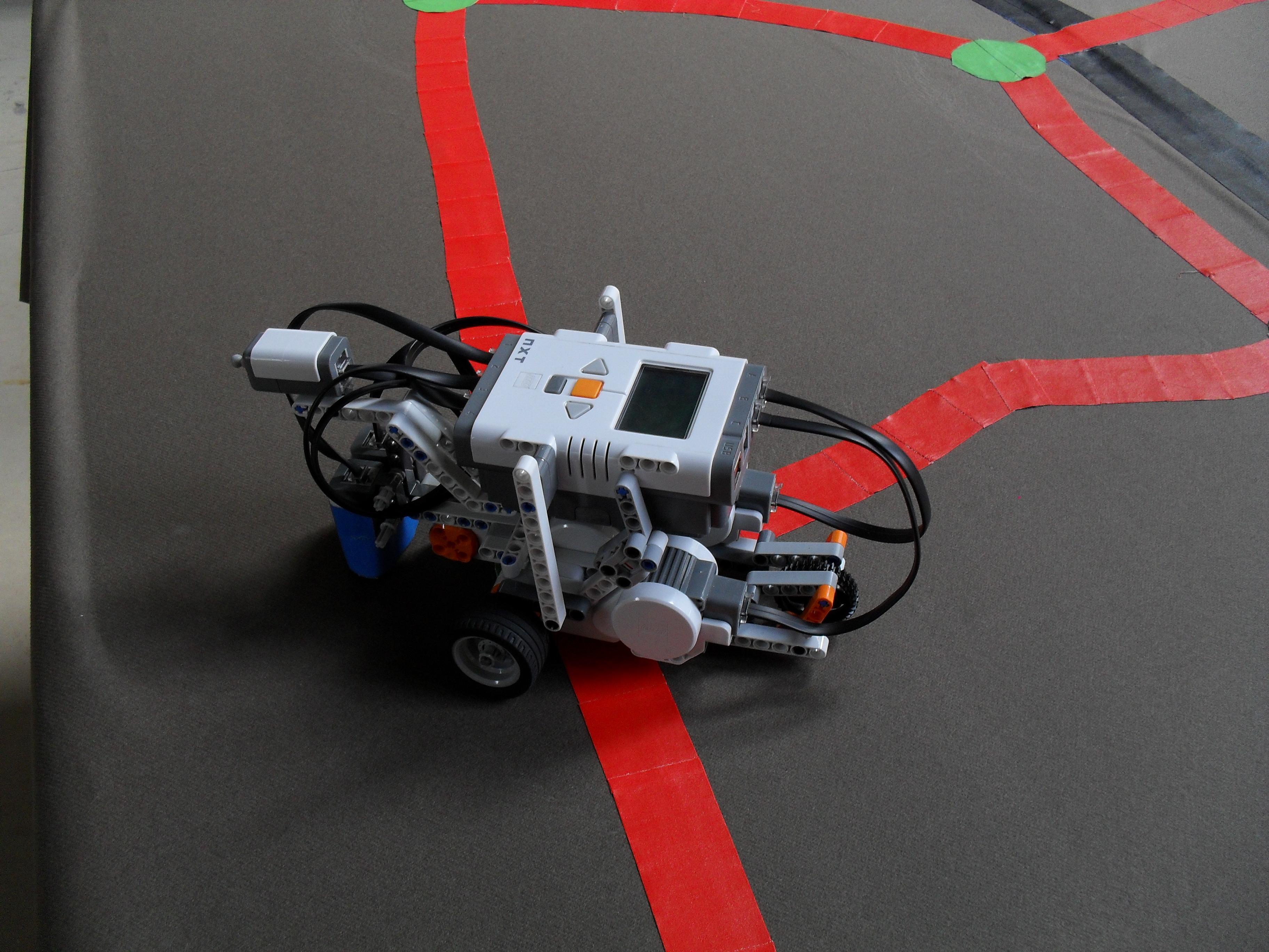 ROBOT SUIVEUR DE LIGNE EBOOK