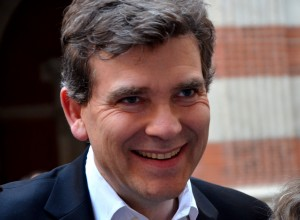 Montebourg_Toulouse_2012