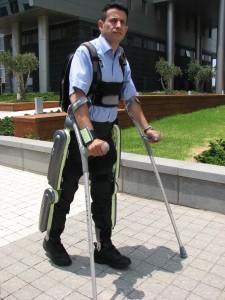 ReWalk exoskelette