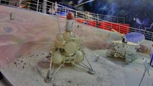 russian lunar robot