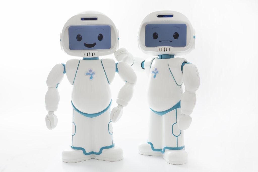 robot QT