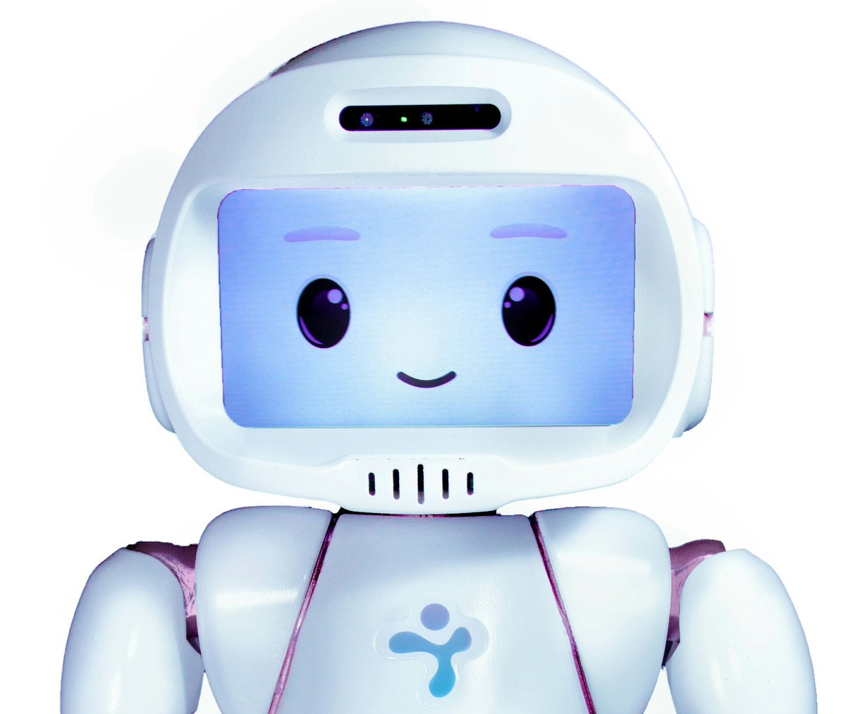 Le robot QT