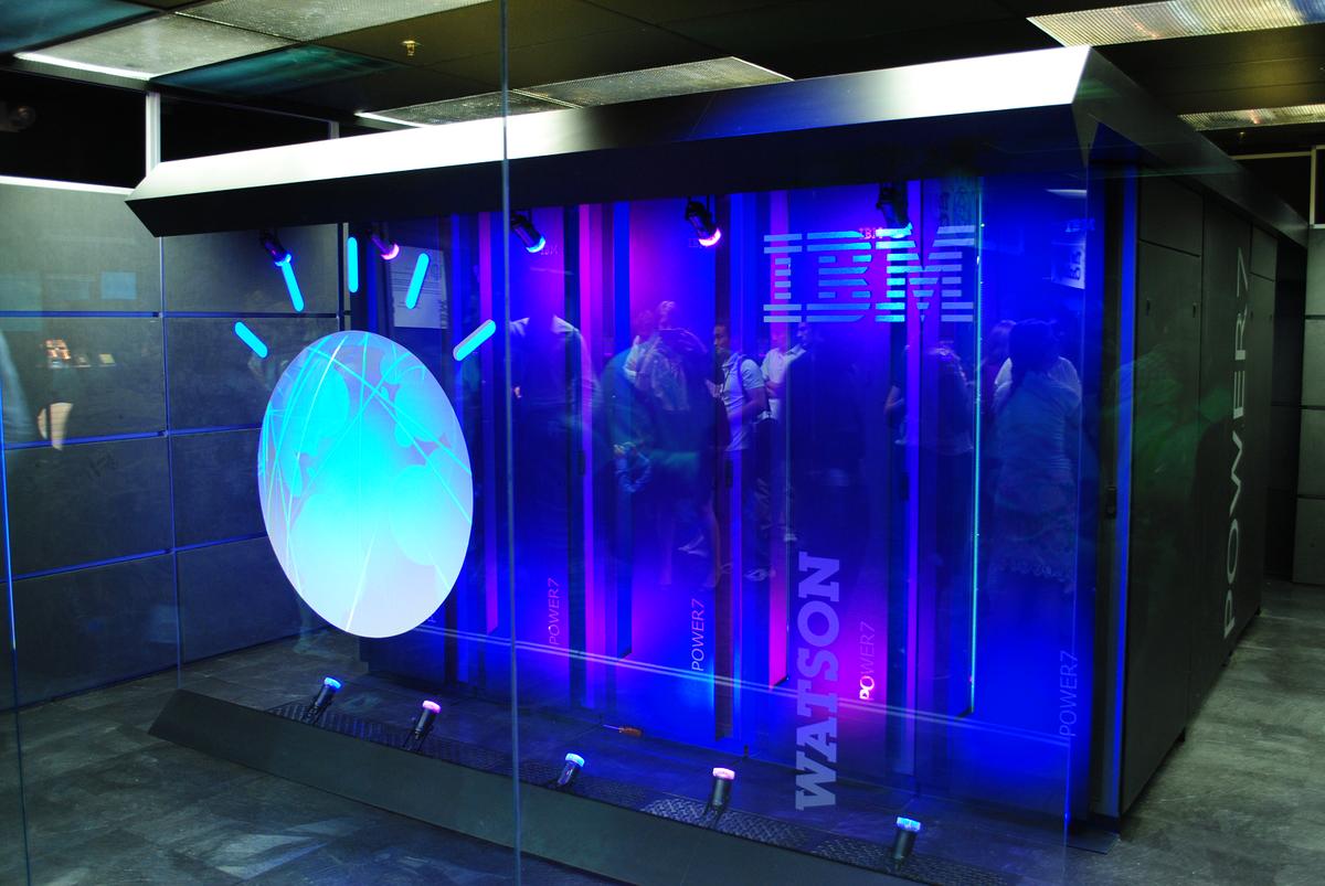Watson d'IBM