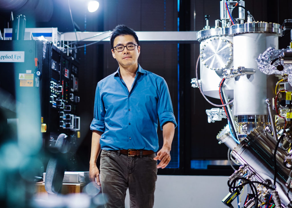 Jeehwan Kim, du MIT
