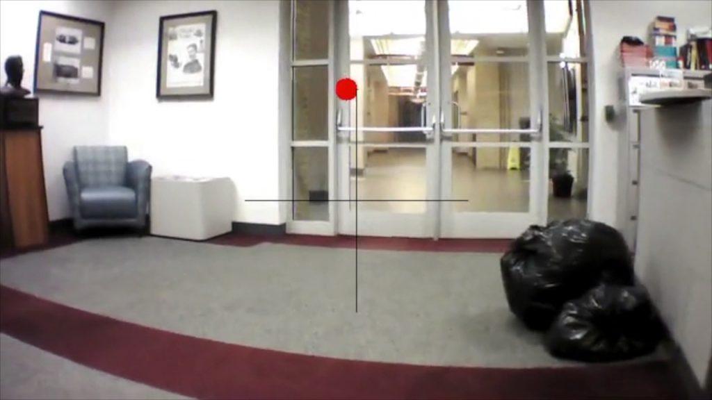 Vision du drone