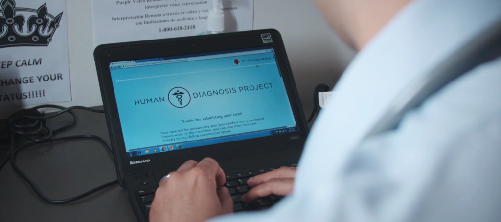 Human Diagnosis Project